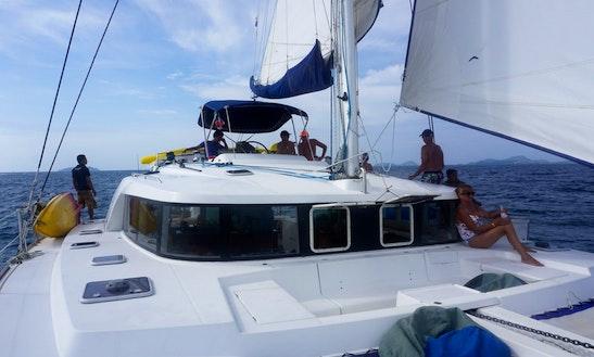 Cruising Catamaran Rental In Phuket Thailand