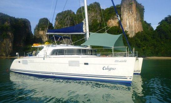 Cruising Catamaran Rental In Phuket Thailand
