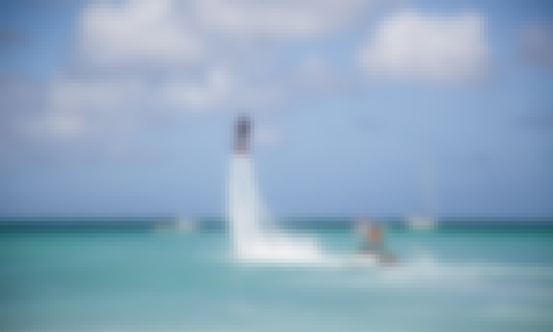 Let's fly on the Flyboard in Miami Beach, Florida!