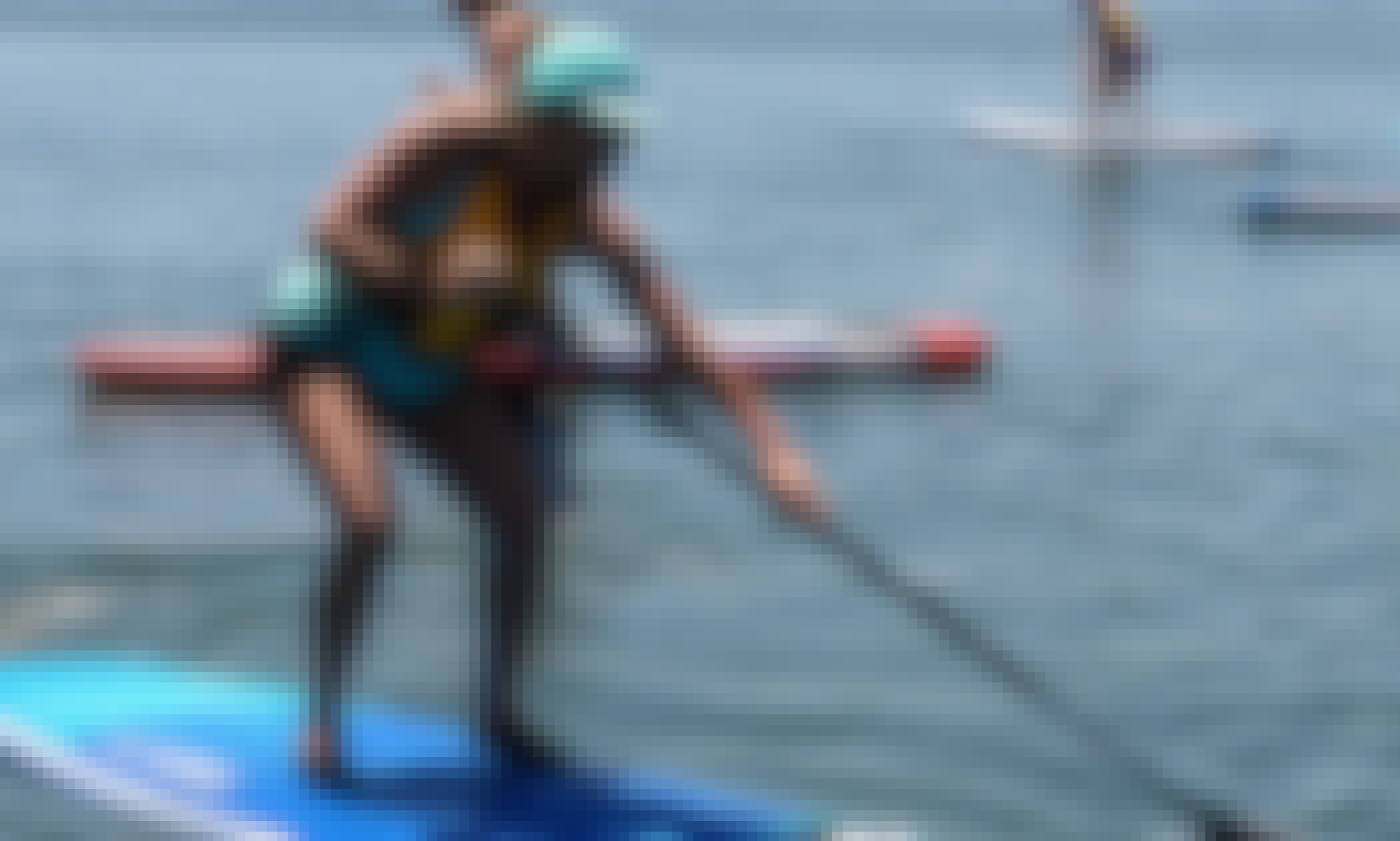 Adelaide Dolphin Sanctuary SUP Hire