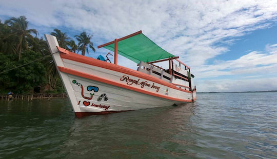 Amazing Boat Ride And Tour In Ngwesaung, Myanmar!