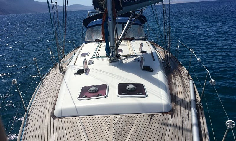 Cruising Monohull rental in Papeete