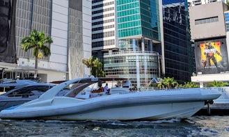 Book a 64' Motor Yacht to explore in Miami, Florida