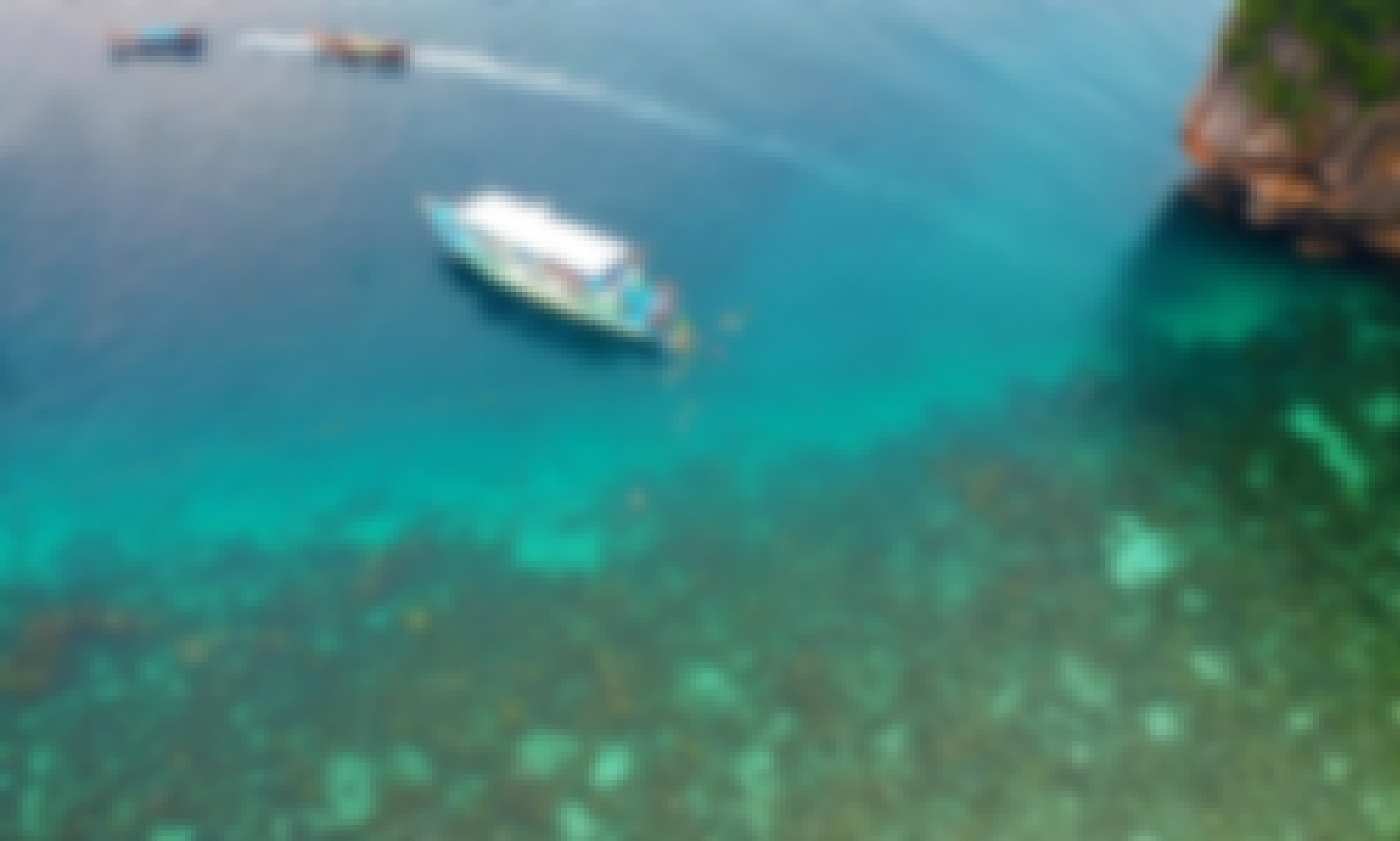 BLANCO PARTY BOAT: Join the Biggest and most famous Party Boat Trip In Phi Phi Island!