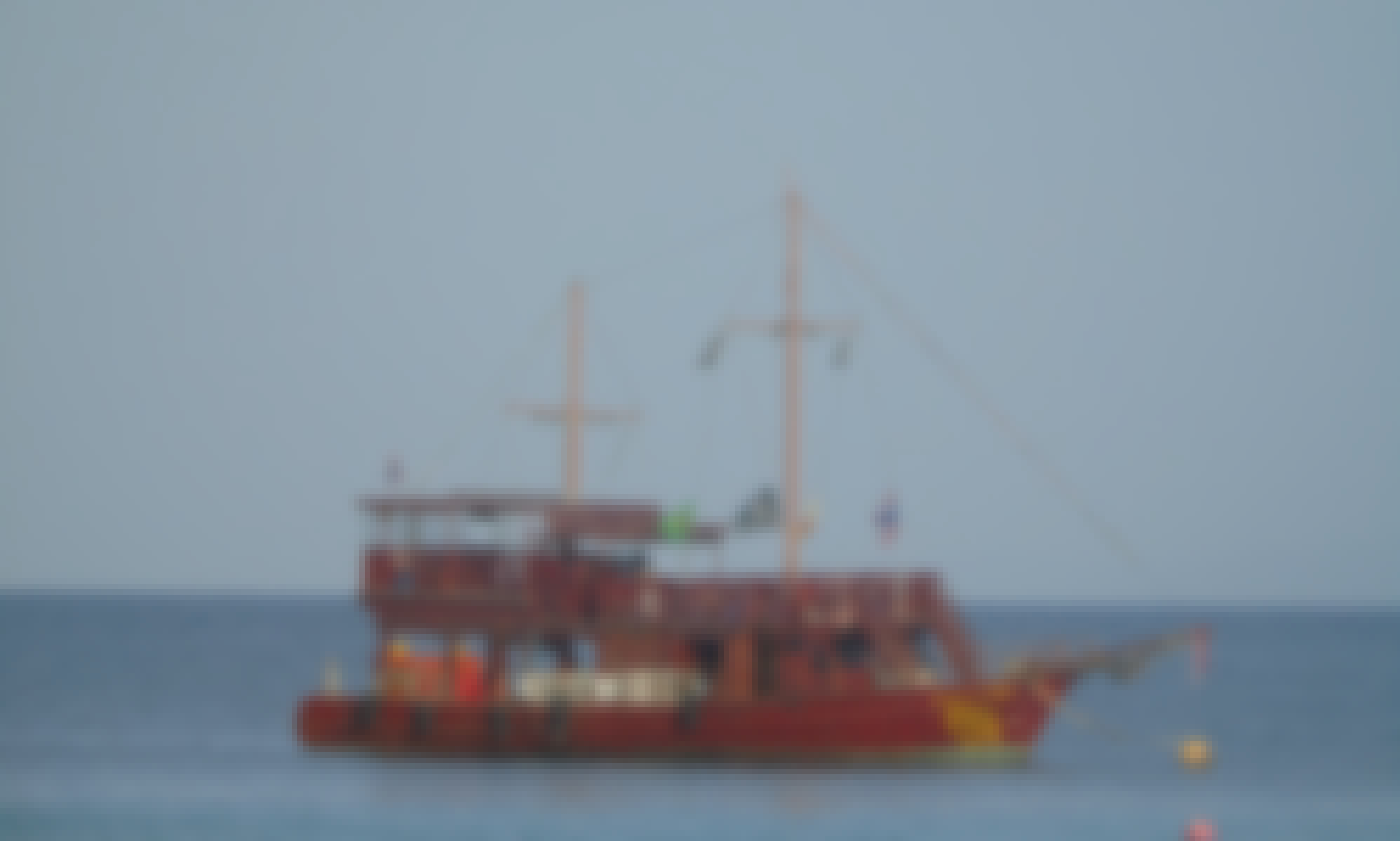 Pirate Boat Tour In Phi Phi Island (departure from Phi Phi Island)