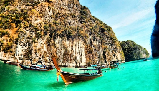 Amazing Snorkeling Tour In Phi Phi, Thailand!
