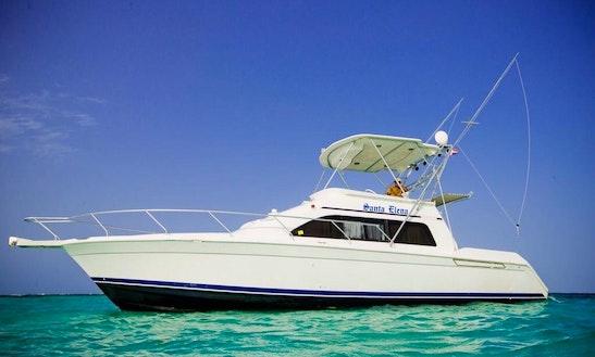 Fishing Boats Rental In Punta Cana