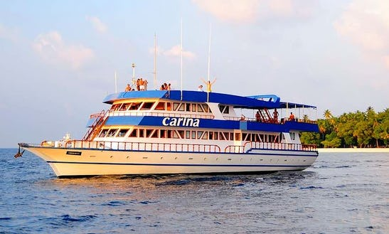 Liveaboard Boat In Maldives