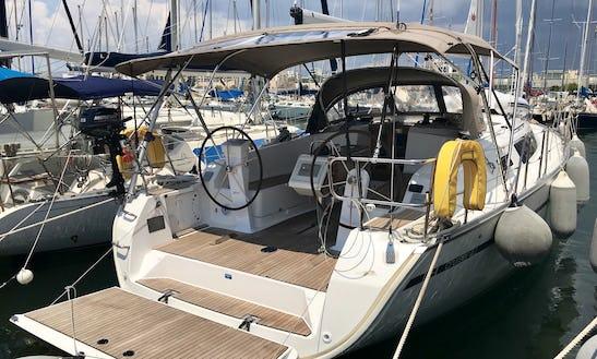Sailing Yacht Charter On Bavaria Cruiser 41