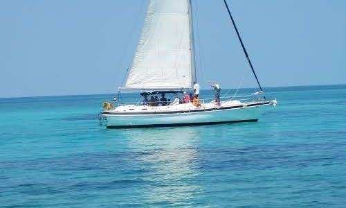 "Charter ""Wind Dance"" Cruising Monohull In Nassau & Paradise Island, The Bahamas"