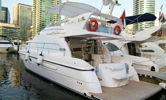 20 Person Yacht for Charter in Dubai for 700 AED