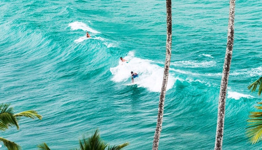 The Best Private Surf Lessons In Hikkaduwa, Sri Lanka