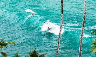 The Best Private Surf Lessons in Hikkaduwa, Sri Lanka