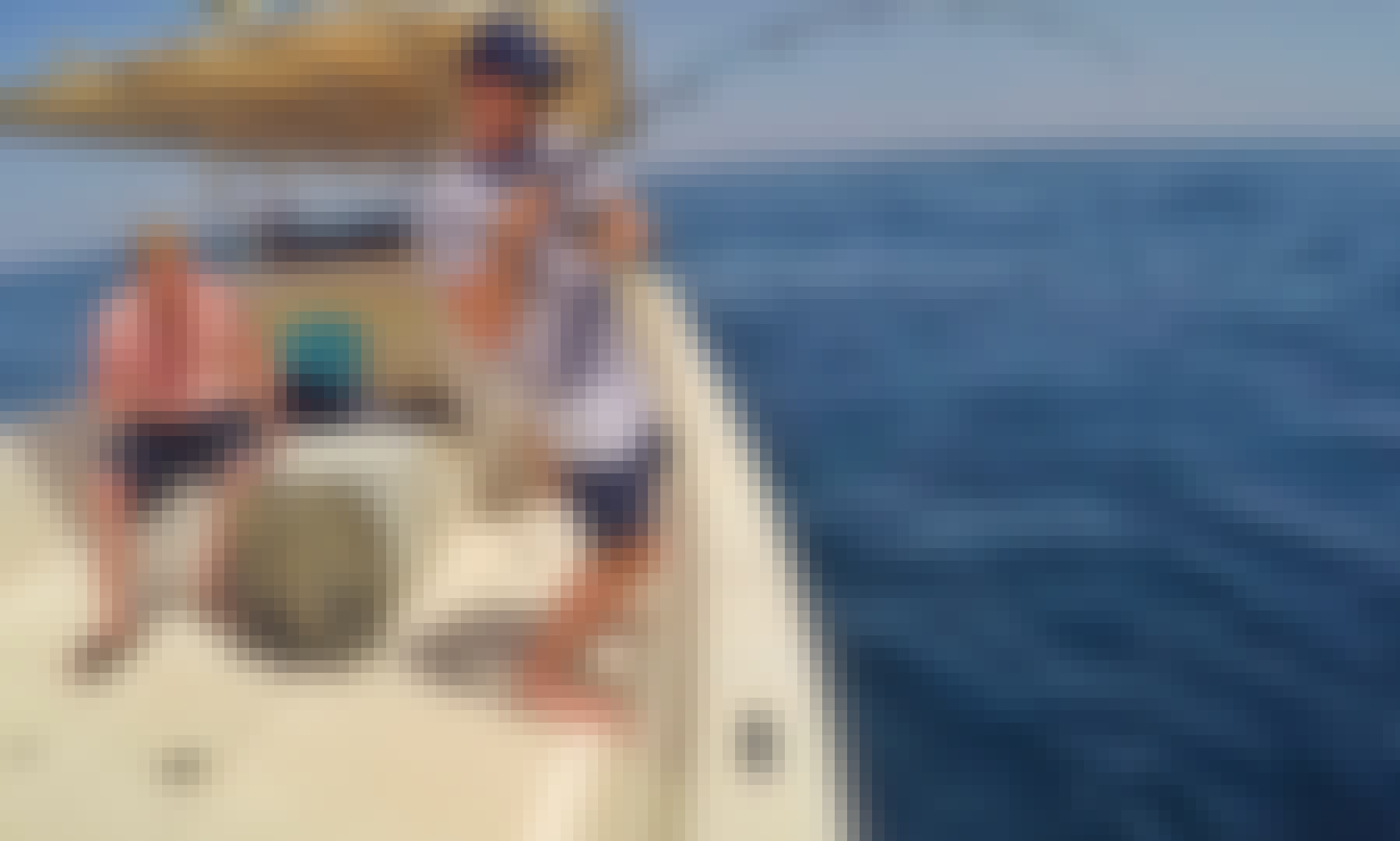 Center Console Boat for Rent in Khiran, Kuwait