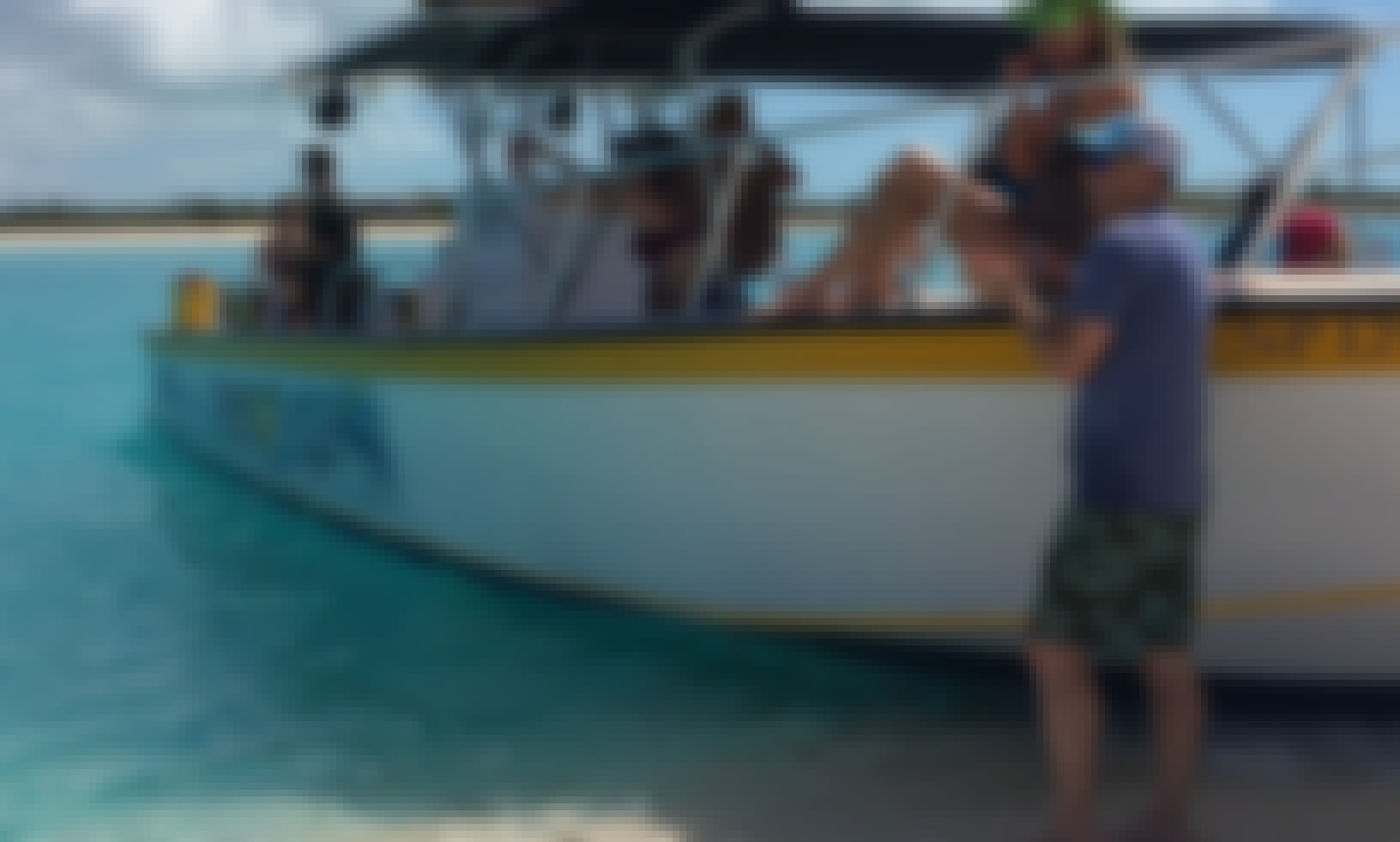 Go snorkeling or just cruise for fun in Leeward Settlement