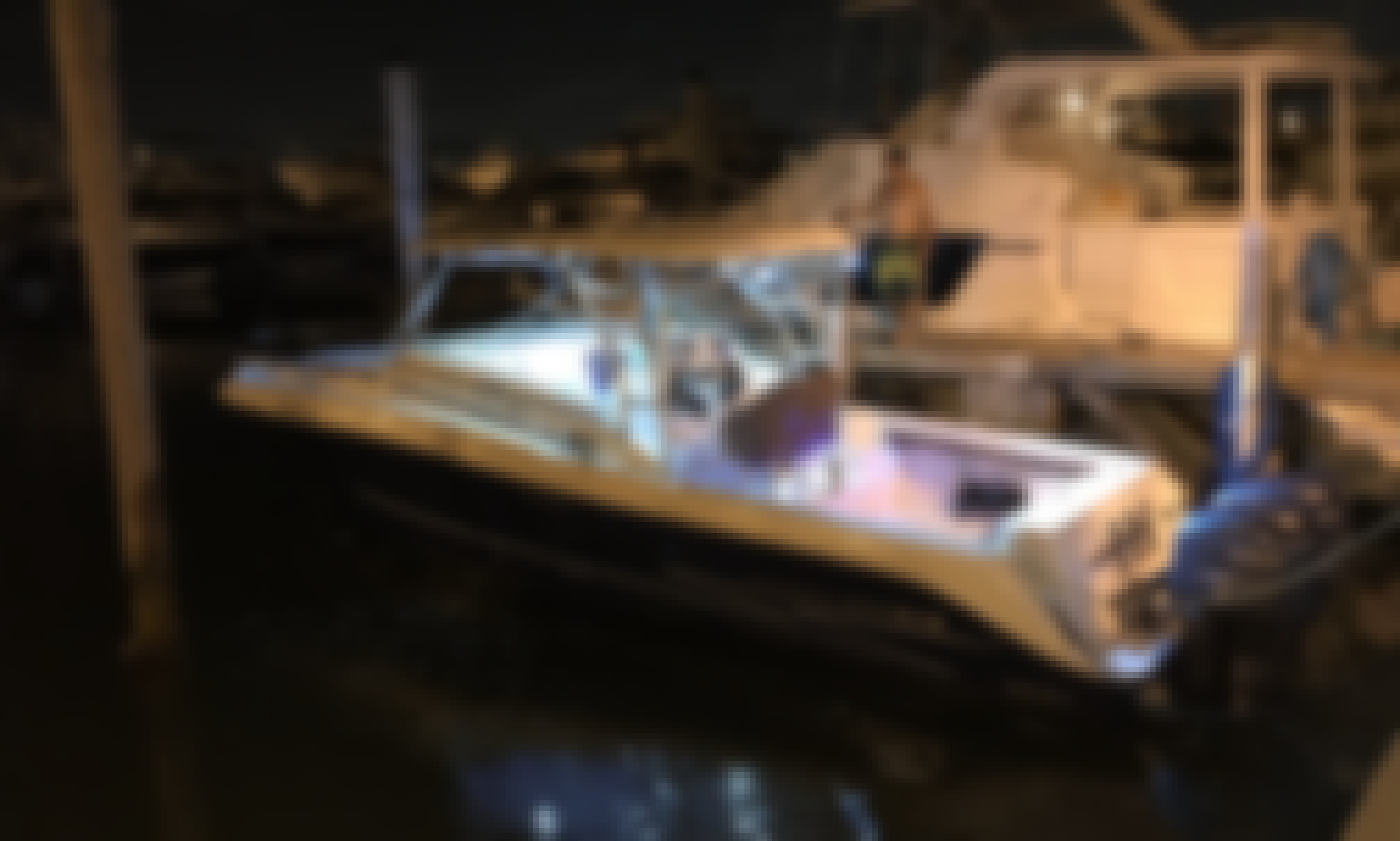 33Ft Party Boat