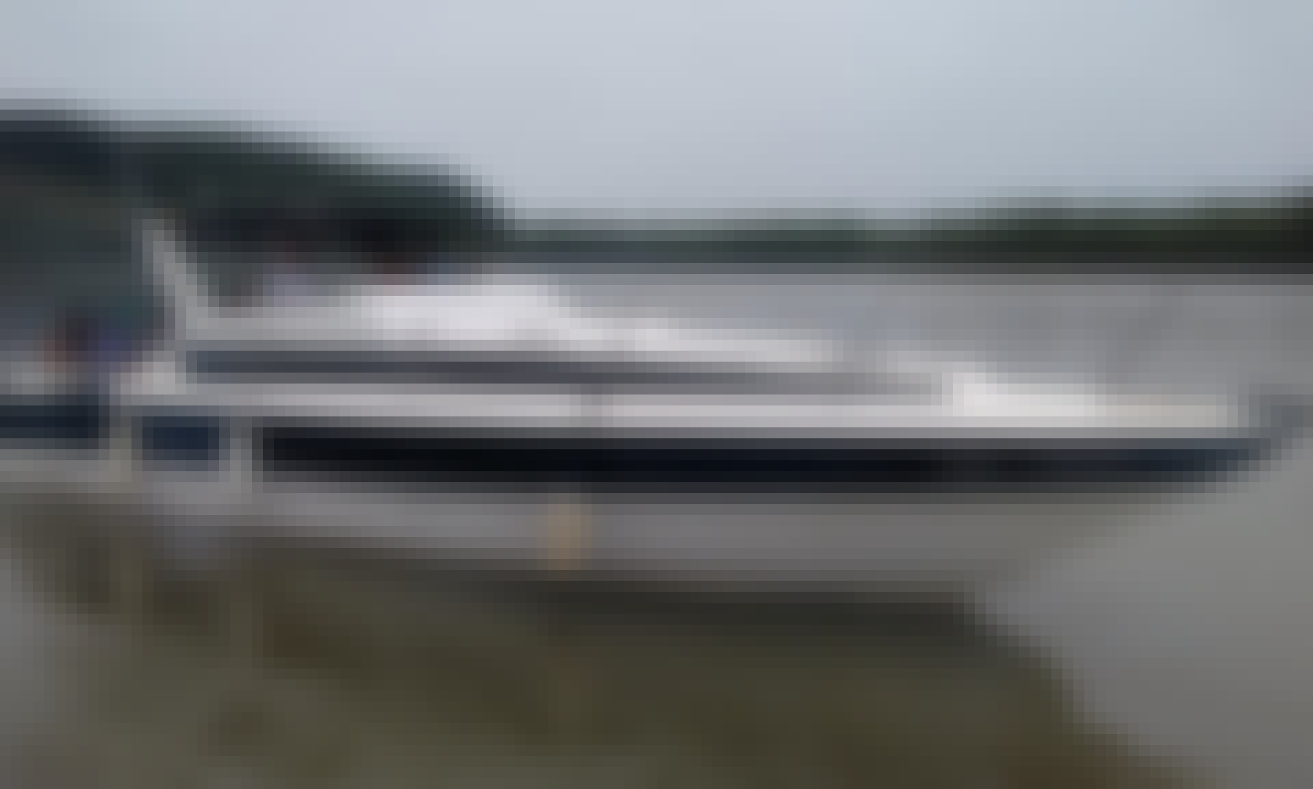 Affordable Speed Boat for 20 People, Ready to Rent in São Paulo, Brazil