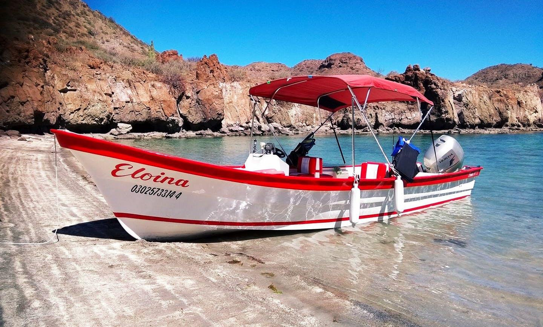 Exciting Fishing Trip on Mexican Panga Boat in Loreto, Baja California Sur