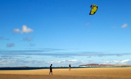 Private Kitesurfing Lessons Offerd In Rabil, Cape Verde