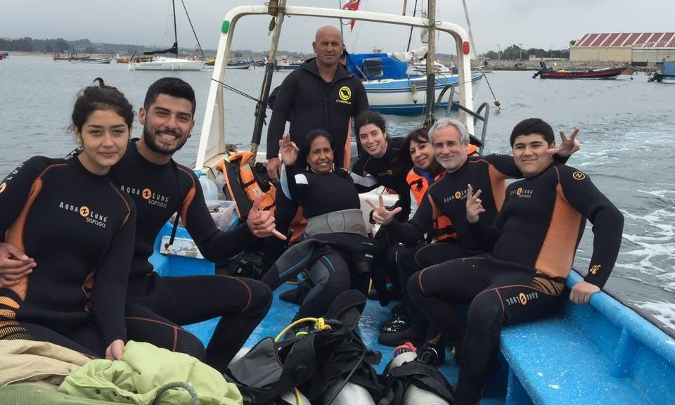 Amazing Diving Trip Offered in Quintero, Chile