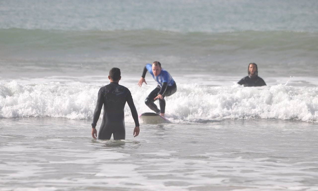 Enjoy The Best Rated Surf Camp in Agadir, Morocco