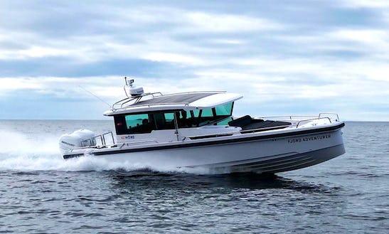 Ms Fjord Adventurer Rental In Alesund