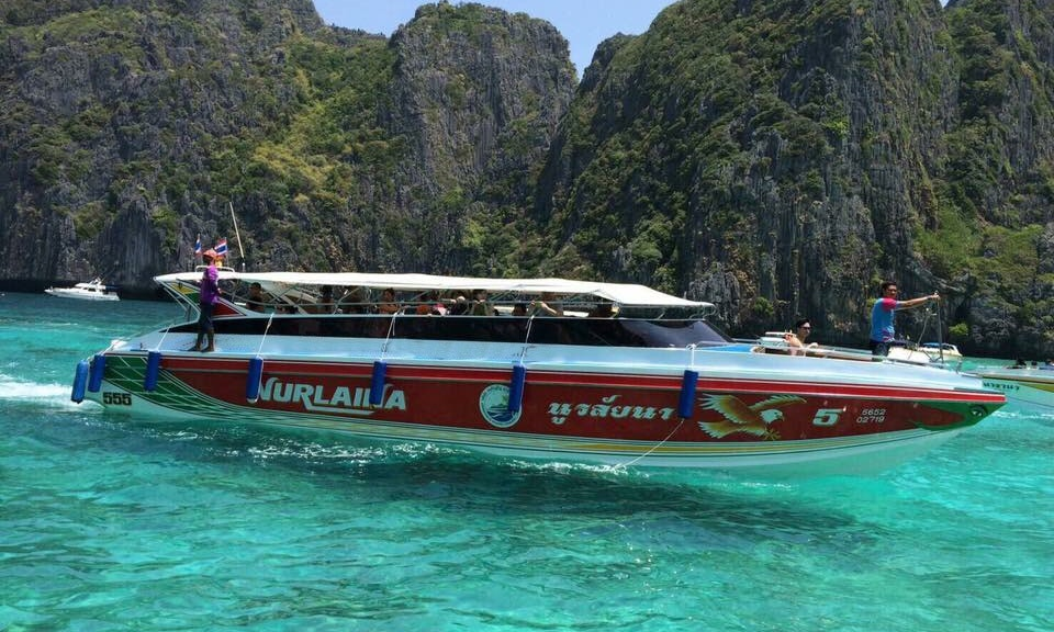James Bond Island Sight Seeing By Speed Boat In Phang Nga
