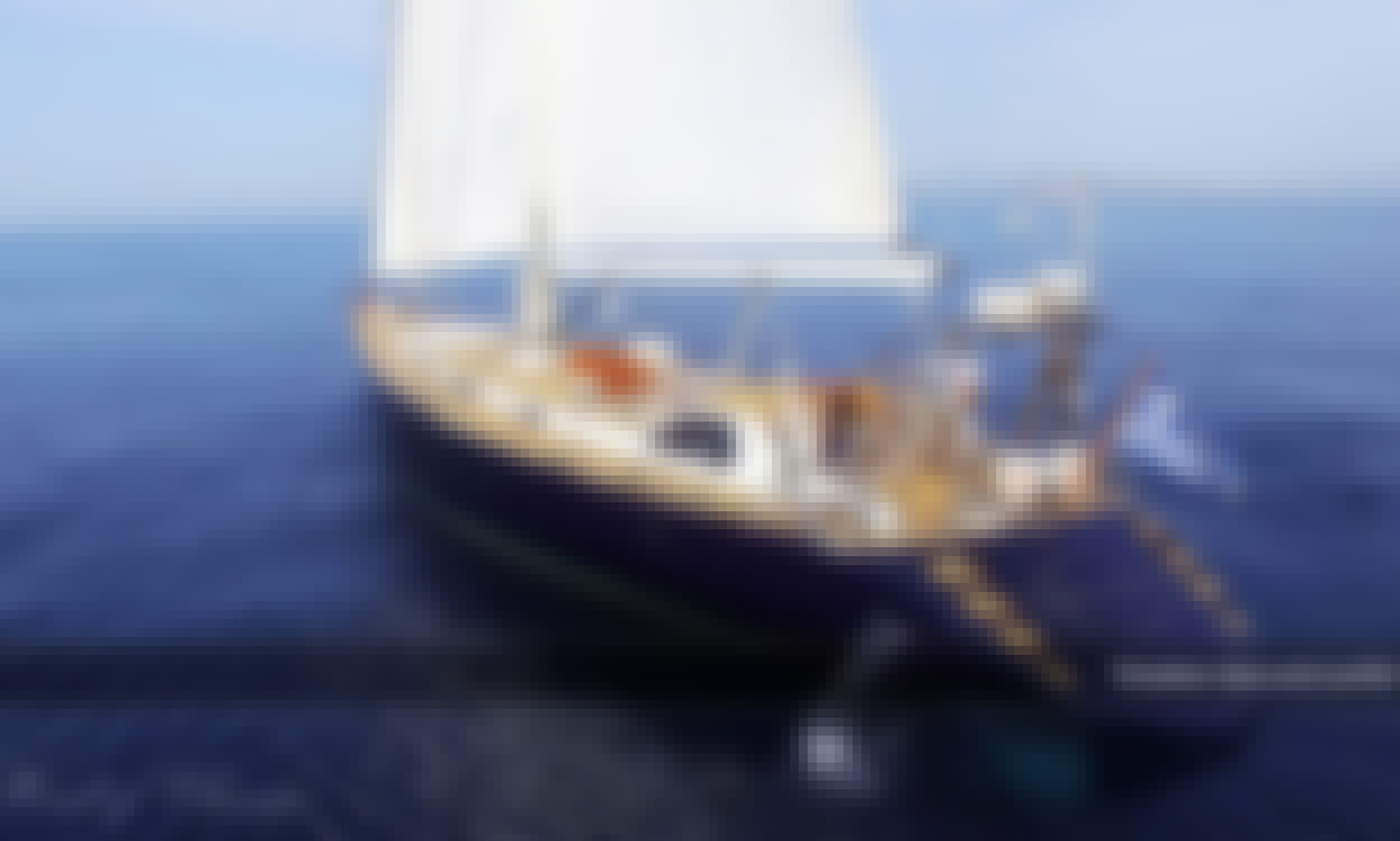 Luxury Sailing Yacht Accommodation in Athens, Greece
