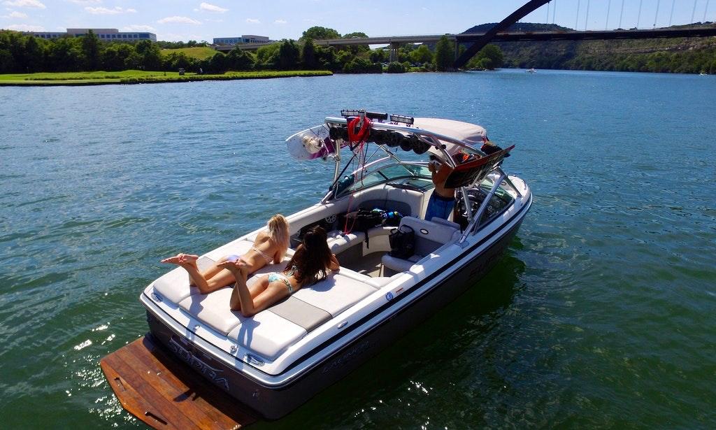 Bowrider Boat Austin