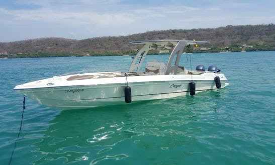 Charter This Charming 28ft Center Console For 8 People In Cartagena, Colombia