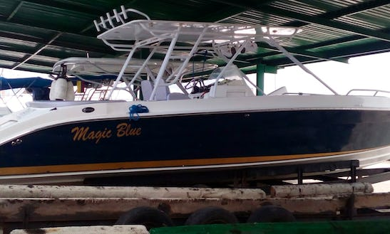 Charter This Amazing 38 Ft Center Console For 16 People In Cartagena, Colombia