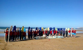 Surf and Yoga Camps in TAGHAZOUT