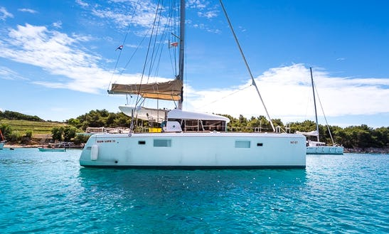 Sailing Holiday On Adriatic Sea With The Lagoon 39