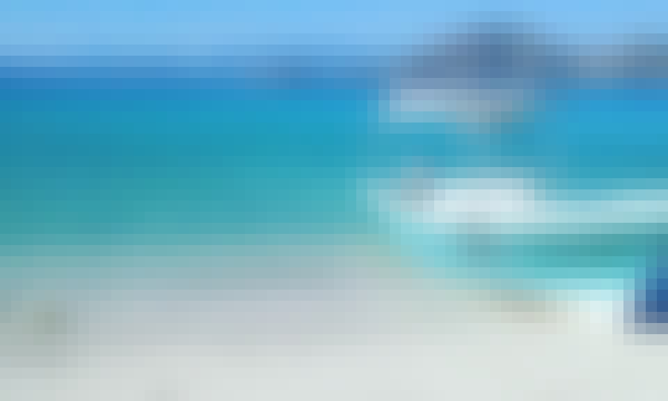 Sportfishing Charter for 4 People in Loreto, Baja California with Ariel