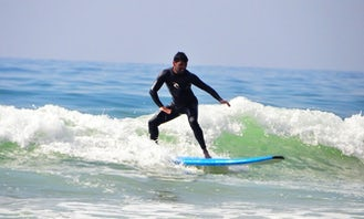 Enjoy the Benefit of both Surfing and Yoga in Agadir, Morocco
