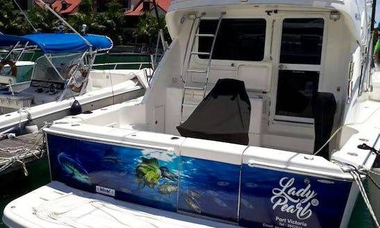 Fishing Charter For 15 People With Amazing Crew In Victoria, Seychelles