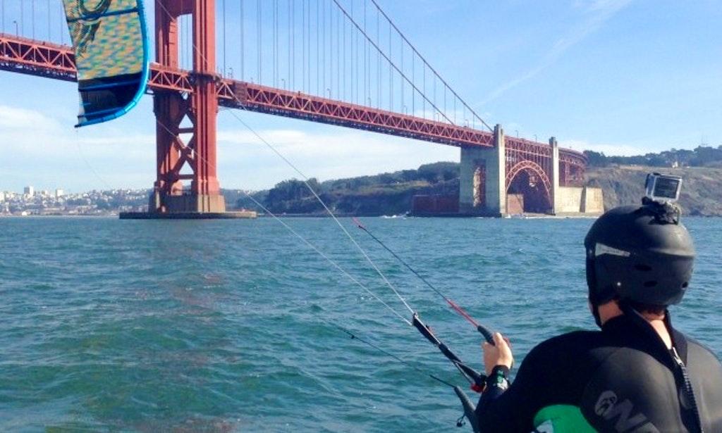 San Francisco Kitesurfing