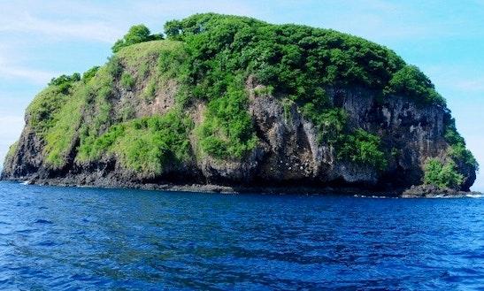 Diving Gilis Day Trip: 2 Dives (traditional Sampan Boat)