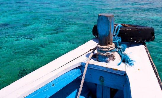 Diving Menjangan Day Trip: 2 Dives (traditional Sampan Boat)