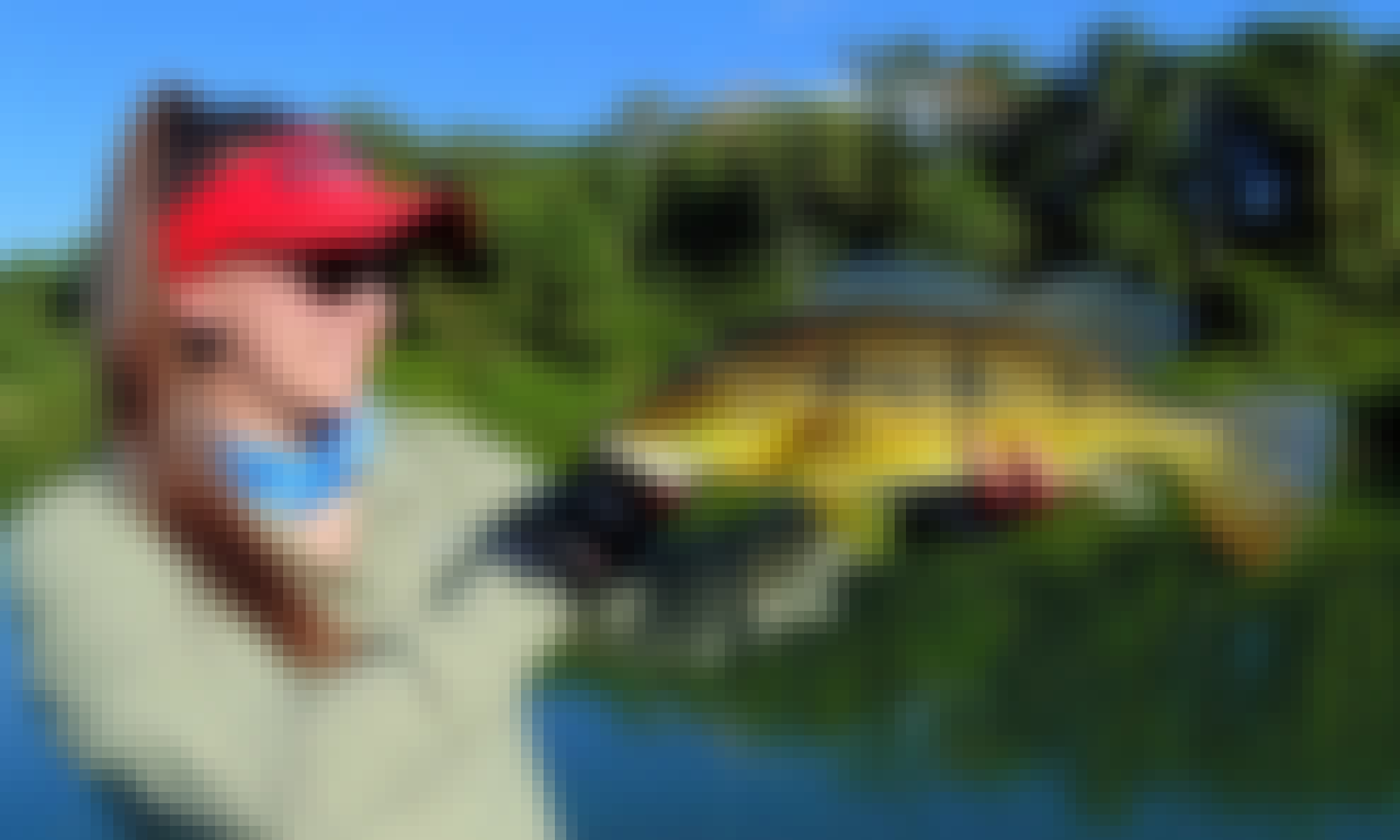 Fishing Vacation with Lodge Accommodation for 6 Days in Alta Floresta, Brazil
