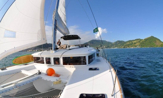 Cruising Catamaran Rental In Rio De Janeiro