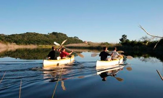 Enjoy Canoeing In George Western Cape, South Africa With A Guide