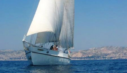 Great Sailing Experience In Marseille, France