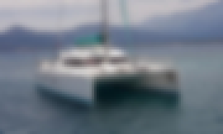 Nautitech 40 Cruising Catamaran Charter in Ibiza, Spain
