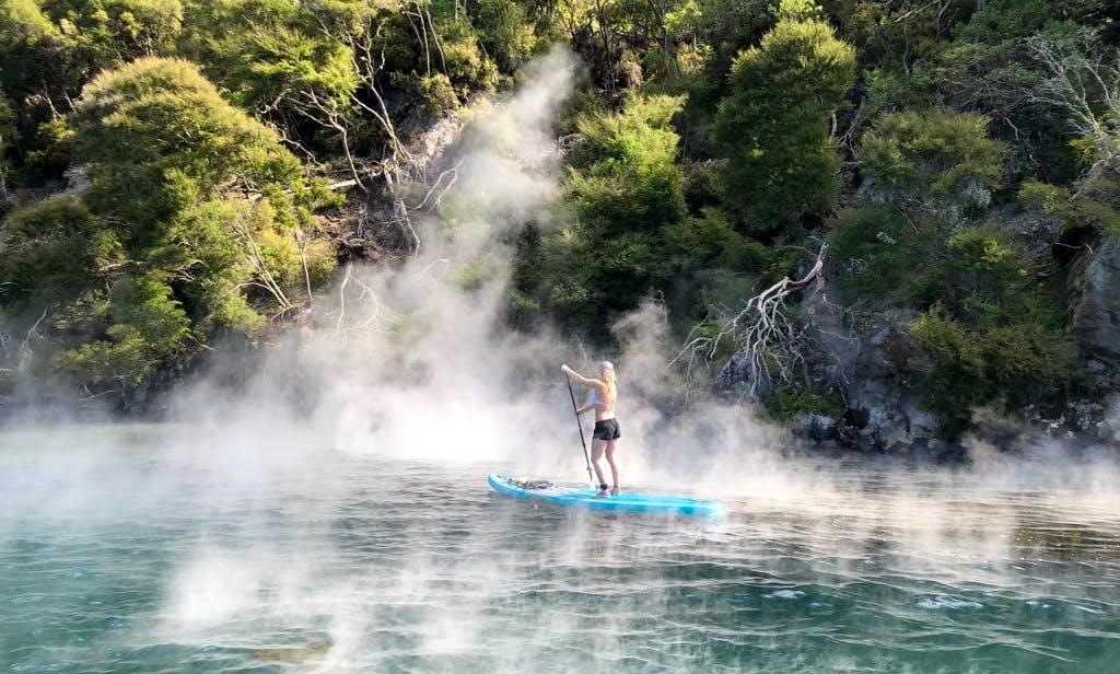 Paddle Board Rotorua - Simply Epic Tours