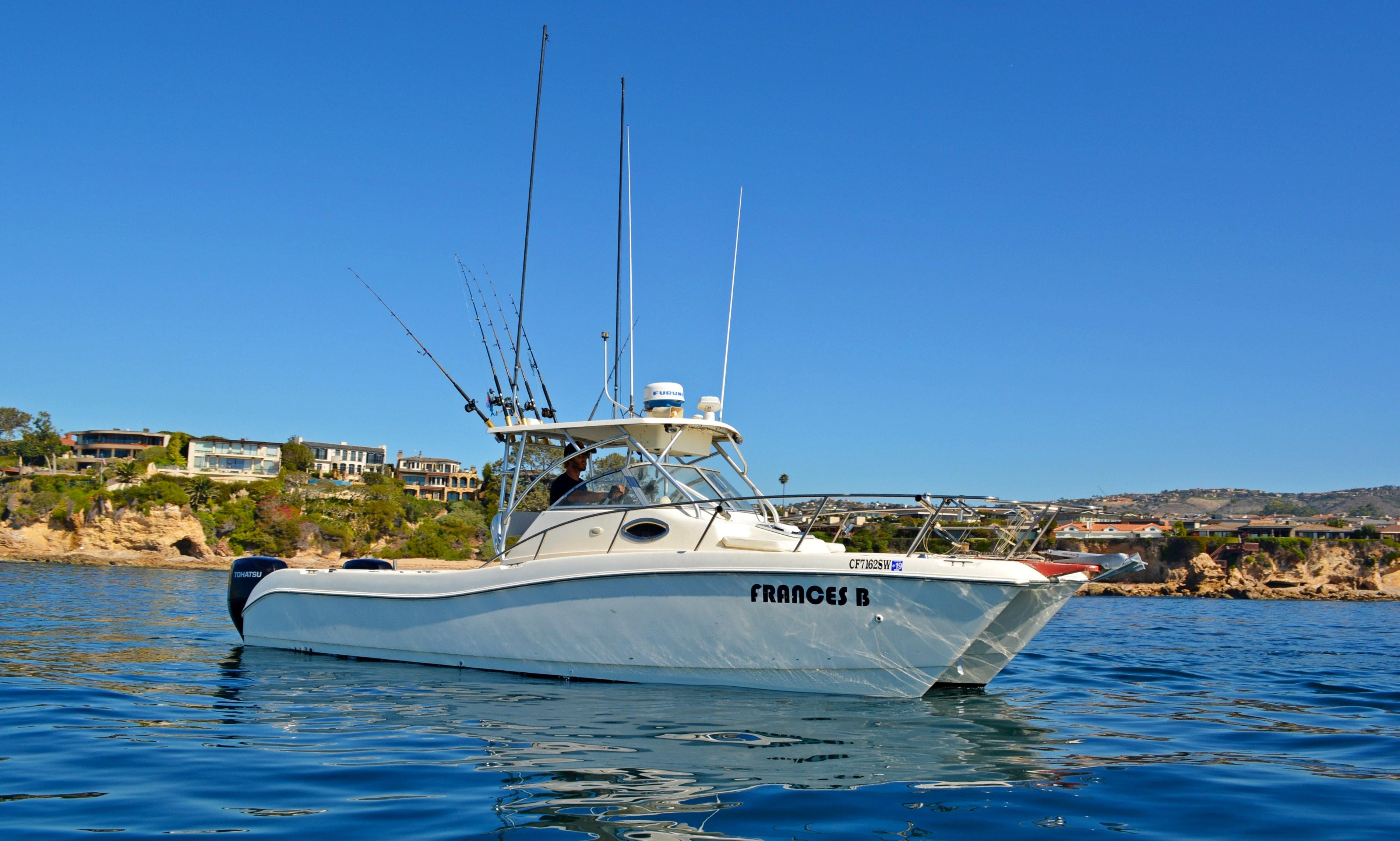 Fishing Charters Around Newport Beach Huntington And Dana
