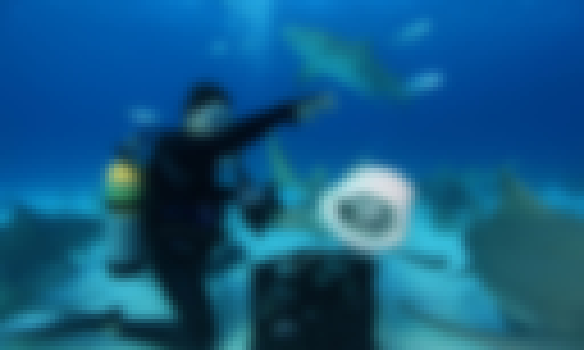 Discover Scuba Diving Certificate with Connor in Vero Beach, Florida