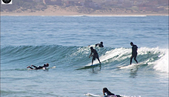 Get Ready For The Perfect Surf Holidays In Agadir, Morocco