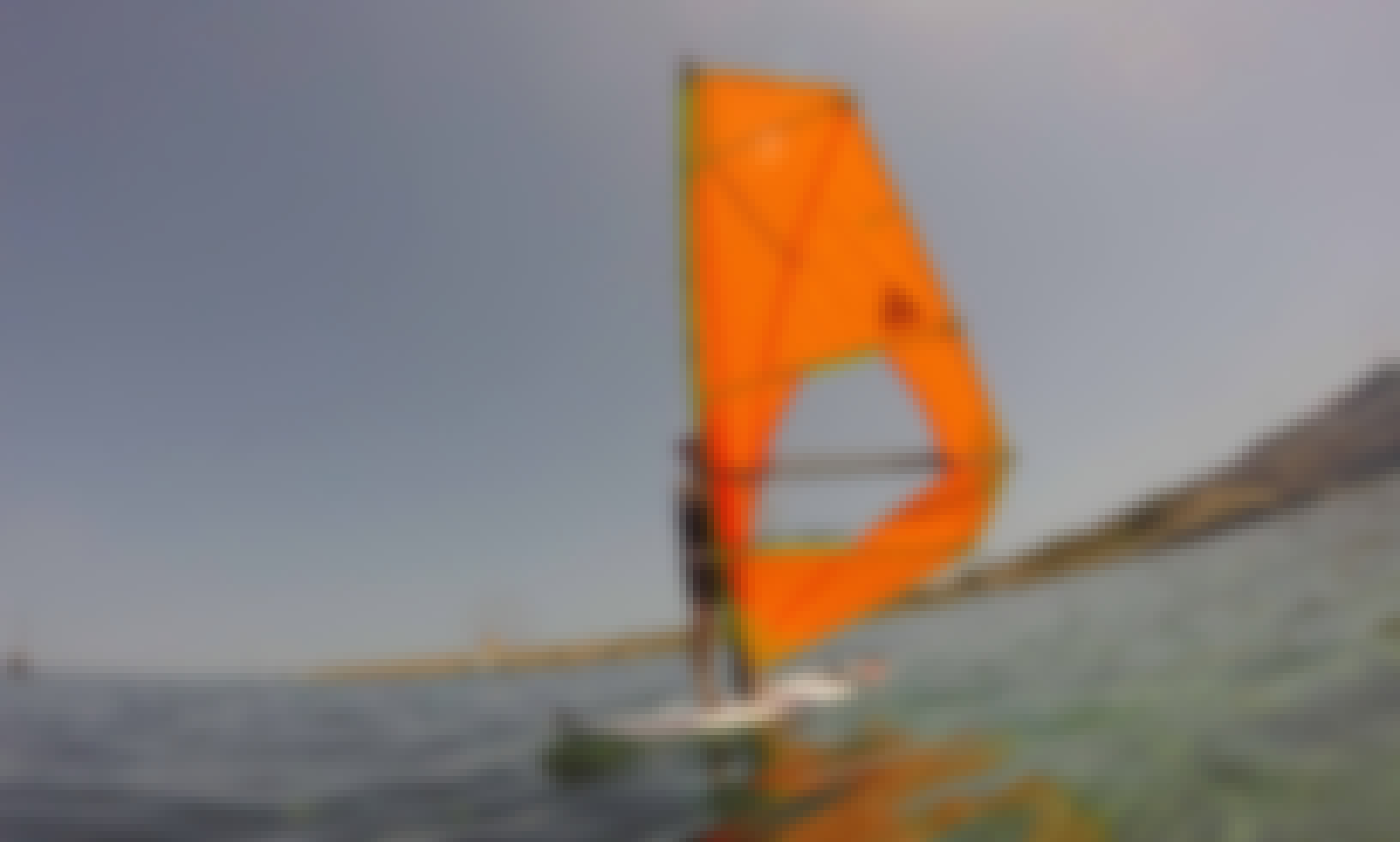 Windsurfing course 6 hours in different locations around Malta