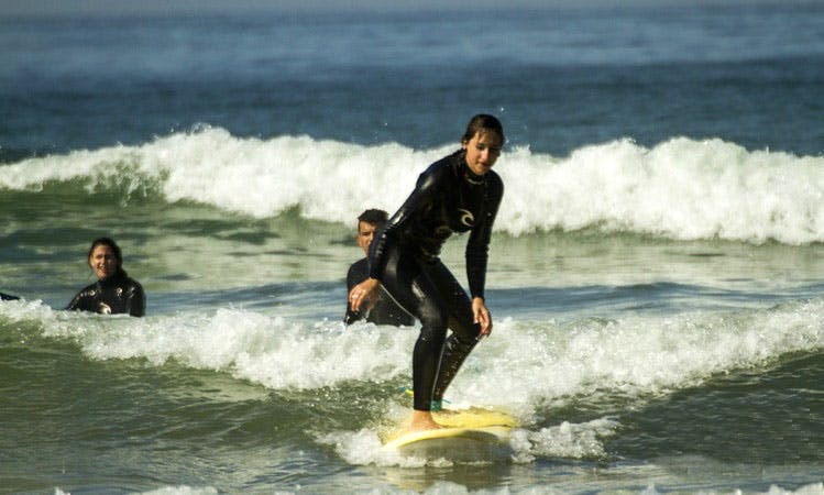 Surf Lessons Package with Professional Coaches in Taghazout, Morocco